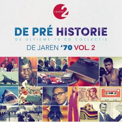De Pre Historie 70's Vol. 2