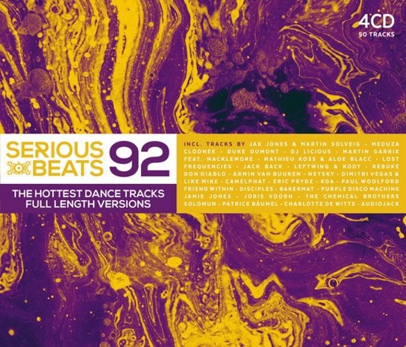 Serious Beats 92