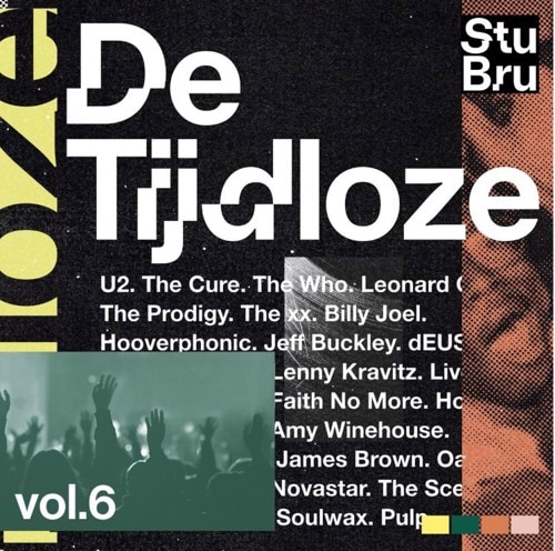 Studio Brussel De Tijdloze Vol. 6