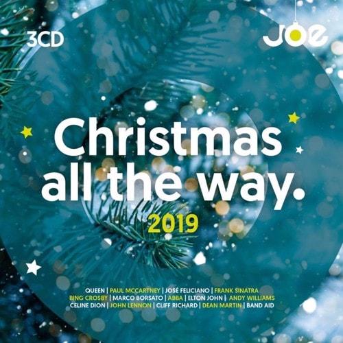 JOE Christmas All The Way