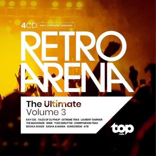 Retro Arena The Ultimate Vol. 3