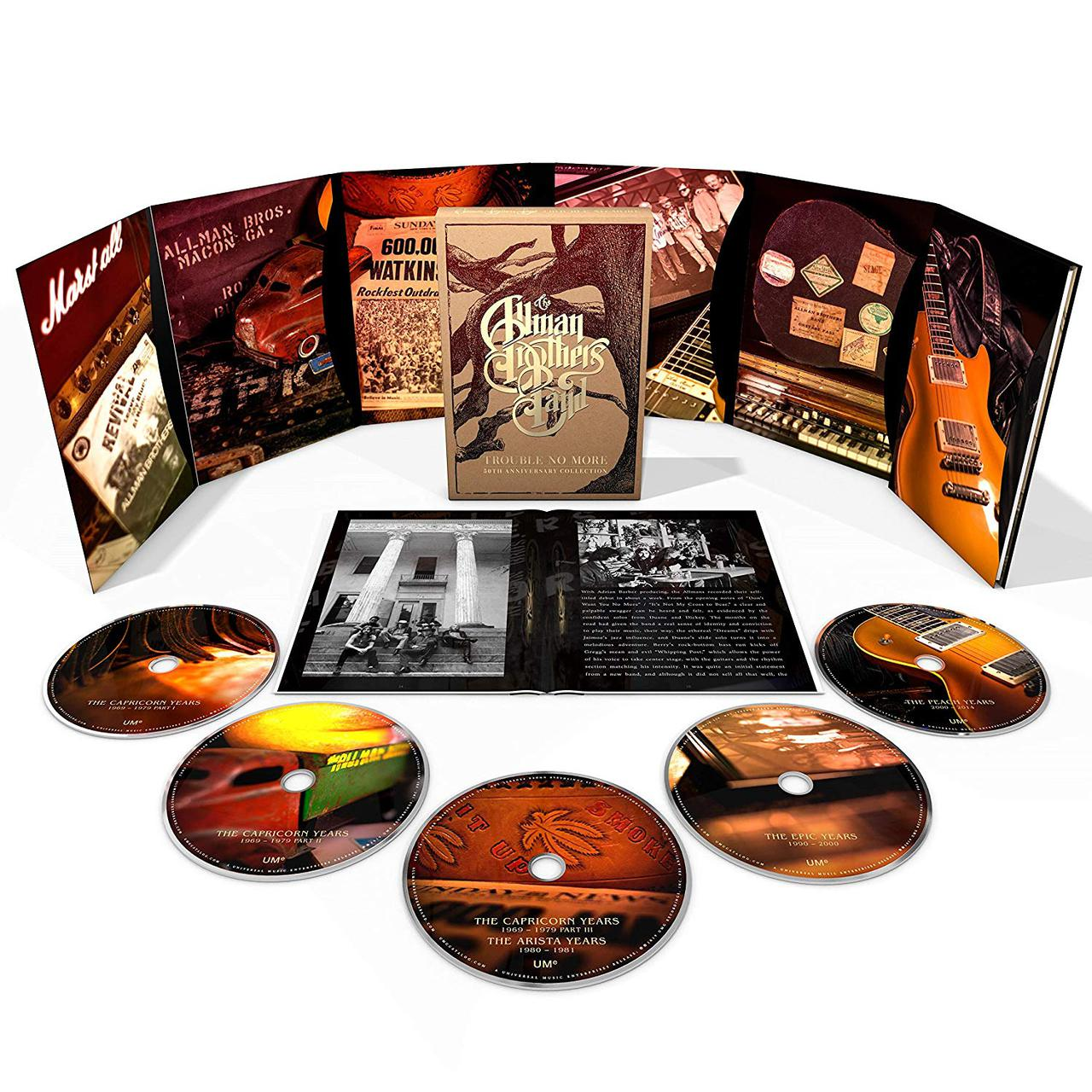 Trouble No More : 50th Anniversary Collection