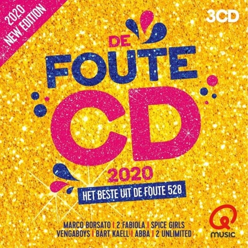 De Foute CD 2020