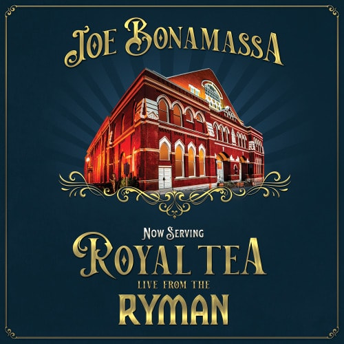 Now Serving:Royal Tea Live From The Ryman