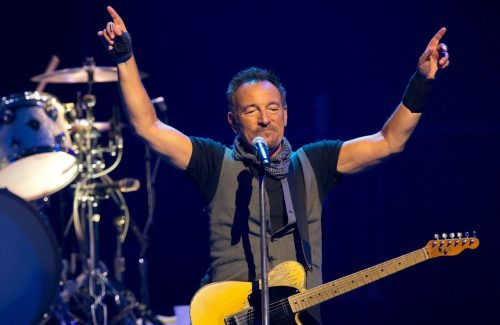 Bruce Springsteen Picture Live